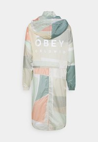 Obey Clothing - SLICE JACKET - Summer jacket - peach multi - 10