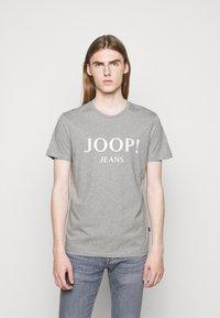 JOOP! Jeans - Printtipaita - silver - 0