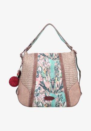 JUNGLE - Handbag - mehrfarbig