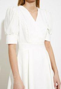 Trendyol - Day dress - cream - 2