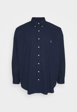 NATURAL - Hemd - newport navy