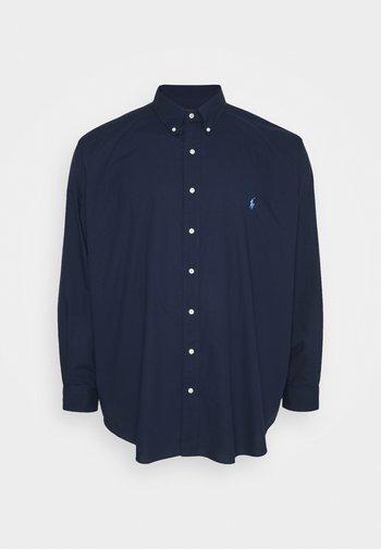 NATURAL - Shirt - newport navy