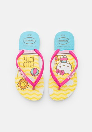 HELLO KITTY - Chanclas de dedo - white