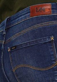 Lee - JODEE - Jeans Skinny Fit - blue indigo - 5