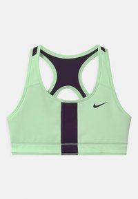 Nike Performance - Sports bra - grand purple/vapor green - 2