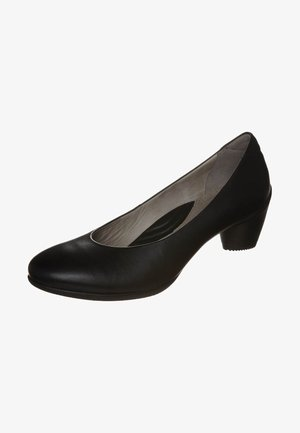 SCULPTURED-45 - Classic heels - black