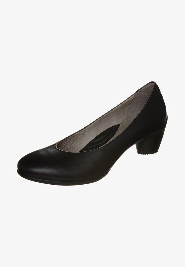 SCULPTURED-45 - Klassieke pumps - black