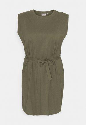 CARJENNY LIFE DRESS - Jersey dress - kalamata
