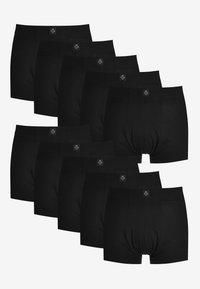 Next - 10 PACK - Boxer shorts - black - 0