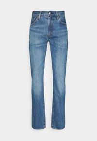 Levi's® - 511™ SLIM - Slim fit jeans - med indigo/flat finish - 5