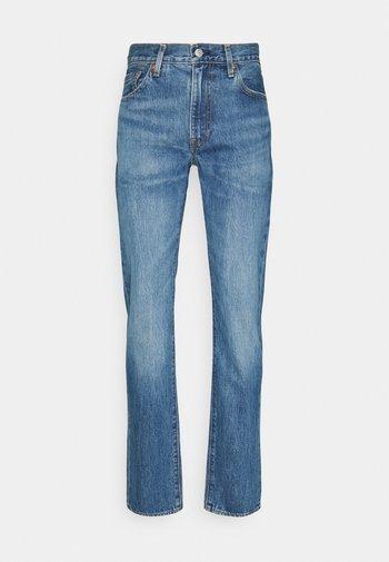 511™ SLIM - Slim fit jeans - med indigo/flat finish