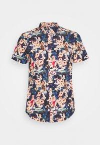 Springfield - PIN UP HAW PRINT DIGITAL - Skjorta - multicoloured - 6