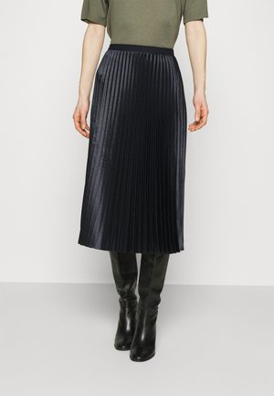 RURY - Pleated skirt - forever blue