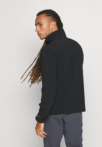 Columbia - HEATHER CANYON™ NON HOODED JACKET - Impermeable - black - 2
