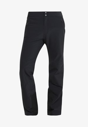 MEN FORMULA PANTS - Pantalón de nieve - black