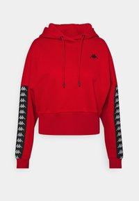 Kappa - JUNJA - Sweatshirt - racing red - 5