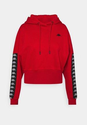 JUNJA - Sweatshirt - racing red