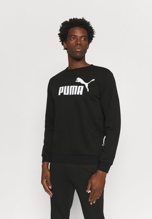 BIG LOGO CREW - Sweatshirts - black