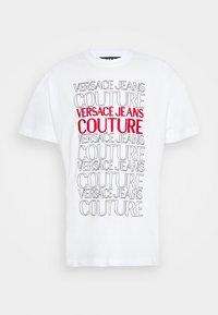 MOUSE - Print T-shirt - white