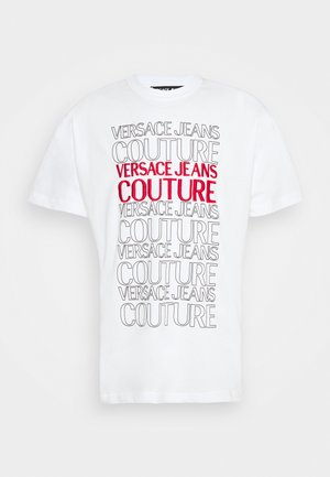 MOUSE - T-shirt con stampa - white