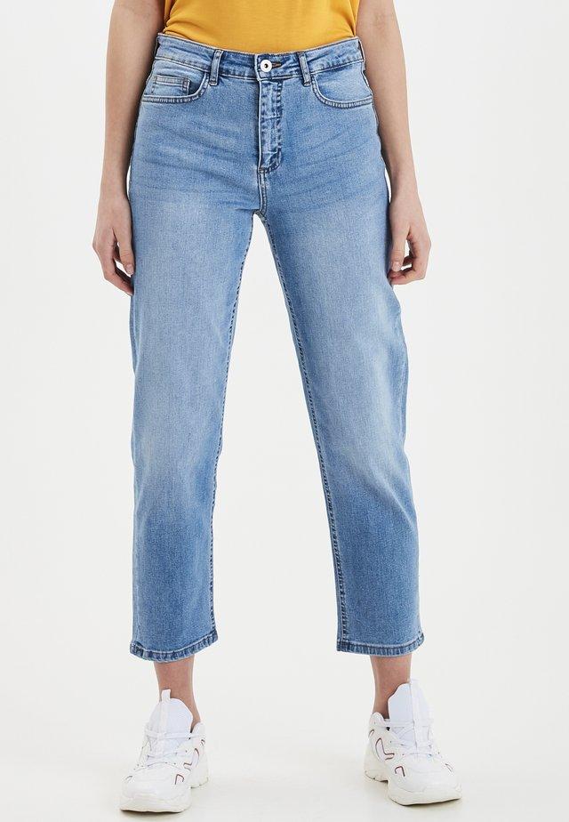 RAVEN - Jeans a sigaretta - light blue