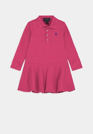 Day dress - college pink/boysenberry