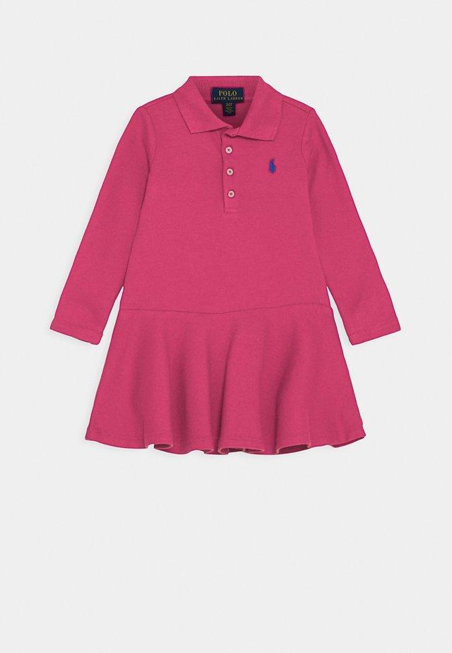 Vestito estivo - college pink/boysenberry