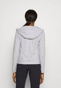 Icepeak - MONZA - Zip-up sweatshirt - steam - 2