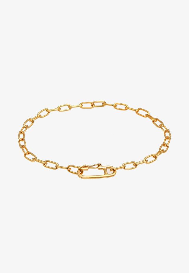GLIEDER ARMBAND - Armband - gold