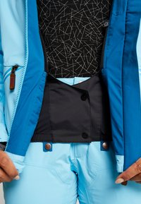 State of Elevenate - ZERMATT JACKET - Skijacke - aqua blue - 4