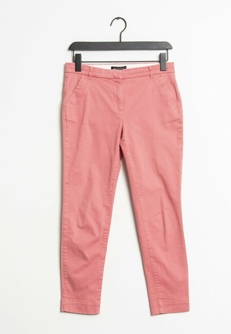 Mango - Trousers - pink