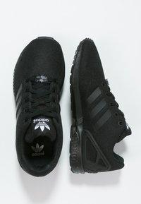 adidas Originals - ZX FLUX  - Trainers - core black - 1