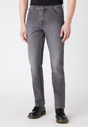 TEXAS - Straight leg jeans - dusty granite