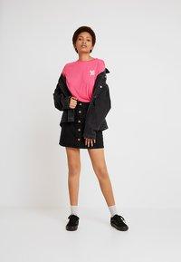 Even&Odd - Denim skirt - black - 1