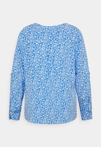 MY TRUE ME TOM TAILOR - BLOUSE WITH PLEAT DETAIL - Blouse - blue - 1