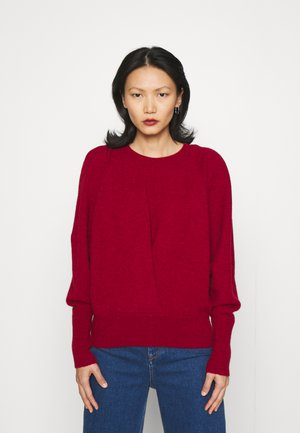TAHORA - Trui - cardinal red