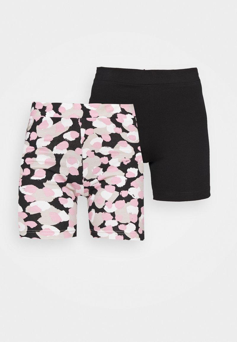 Monki - Shorts - black