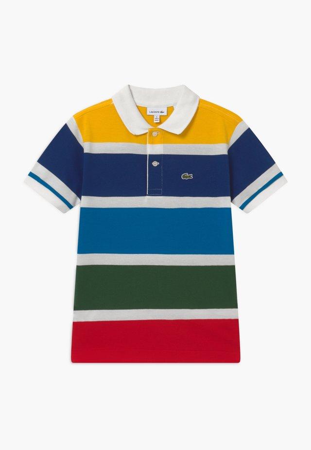 Polo - farine/multicolor