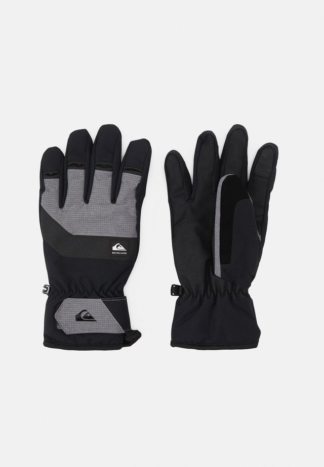 GATES GLOVE - Handsker - true black
