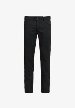 SLIM FIT - Pantaloni - black