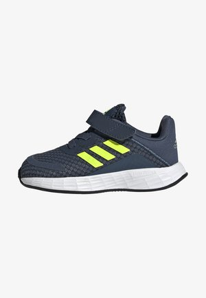 DURAMO SL SHOES - Trainings-/Fitnessschuh - crew navy/solar yellow/halo silver