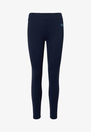 Leggings - navy blau