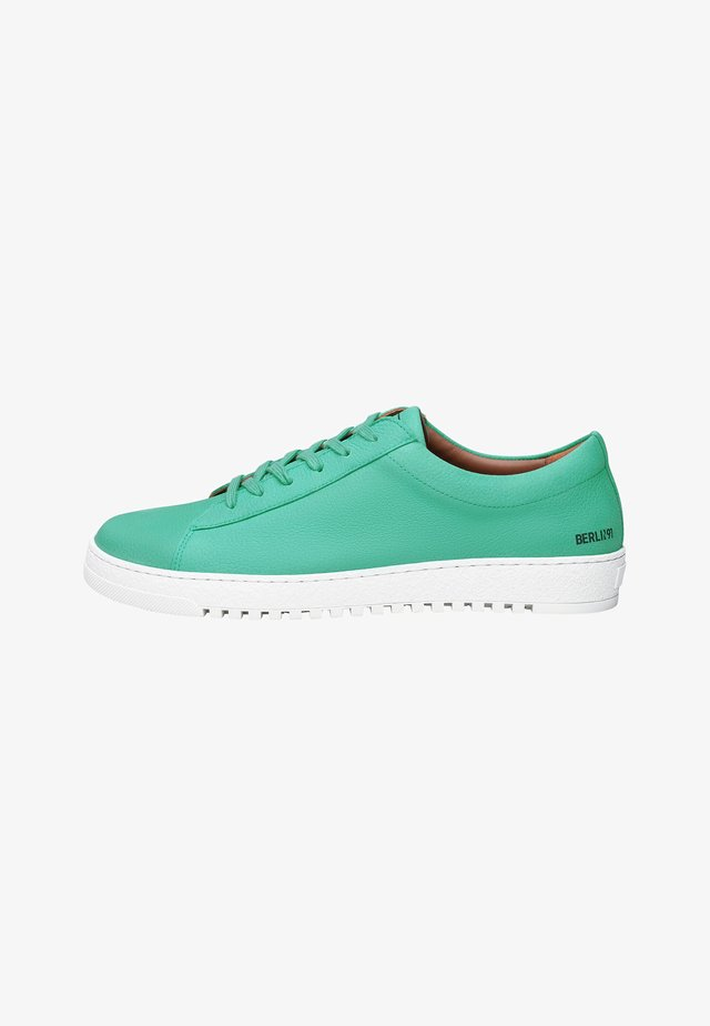 NO. 119 MS - Sneakers laag - turquoise