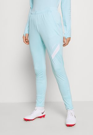 DRY ACADEMY 20 PANT - Tracksuit bottoms - glacier ice/white/white