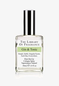 The Library of Fragrance - EAU DE COLOGNE - Eau de Cologne - gin & tonic - 0