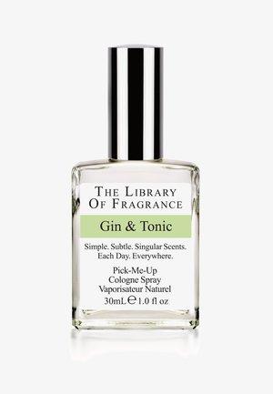 EAU DE COLOGNE - Eau de Cologne - gin & tonic