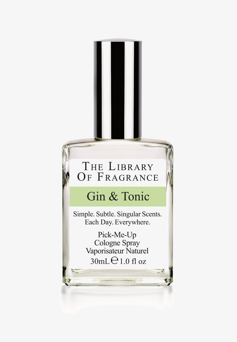 The Library of Fragrance - EAU DE COLOGNE - Eau de Cologne - gin & tonic