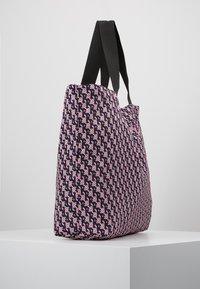 Becksöndergaard - BESRA FOLDABLE BAG - Torba na zakupy - pink - 3
