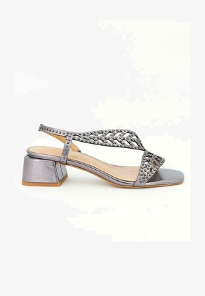 RODAS - Sandals - silver