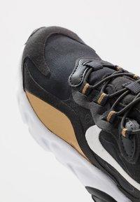 Nike Sportswear - NIKE AIR MAX 270 RT BP - Sneakers - anthracite/white/black/metallic gold - 2